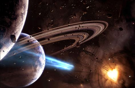Universe Animated Wallpaper - planet universe screensaver animated wallpaper