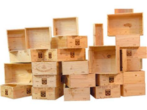 le service apres vente caisses en bois