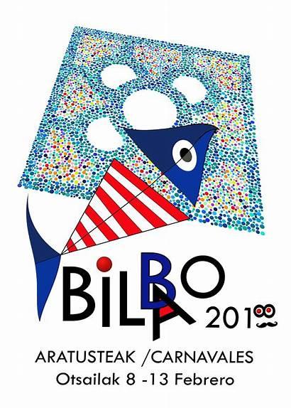 Bilbao Cartel Carnavales Carnaval Kenosvayabonito Ganador Aratusteak