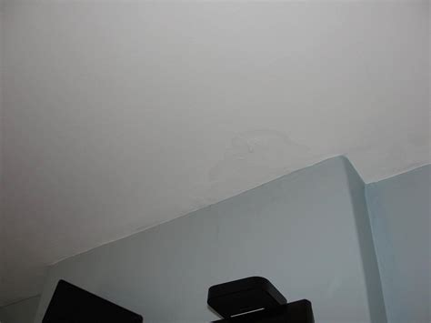 water leaking out of ceiling fan ceiling stains
