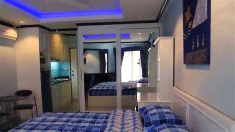 Luxury Studio Apartment by Jomtien Condominium A2 F12 R19 Luxury Studio