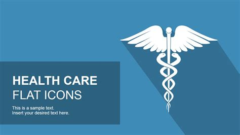 icons flat powerpoint medical health healthcare care icon template templates slidemodel