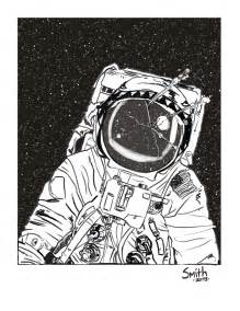 astronaut illustration - Pesquisa Google | ** Lift Off ...