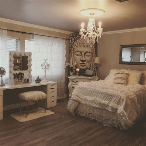 shabby chic meets zen glam nyc apartment