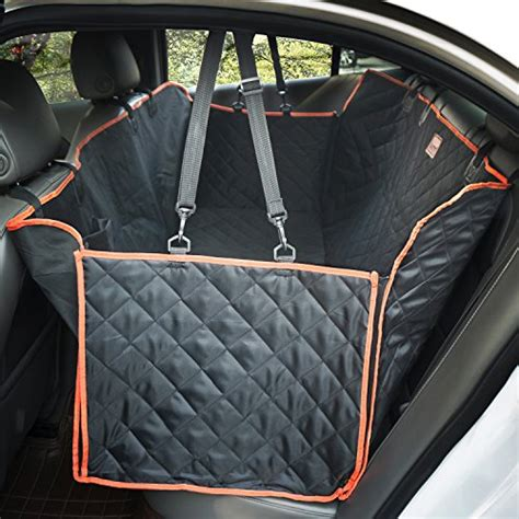 Back Seat Hammock For Dogs lantoo seat cover large back seat pet seat cover