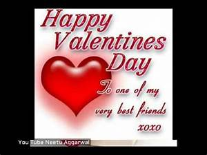 Happy Valentines Day wishes for friend,Valentine's Day ...