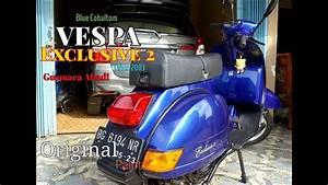 Vespa Exclusive 2 Tahun 2003