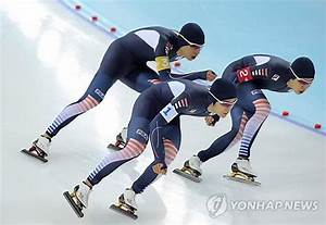 S. Korea secures at least silver in men's team pursuit ...