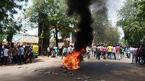 Bharat Bandh: Seven dead as Dalit protests spiral out of ...