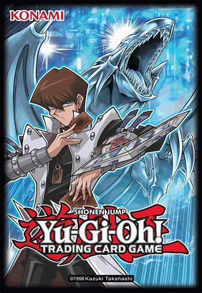 Kaiba Card Yu Gi Oh Sleeve Yugioh