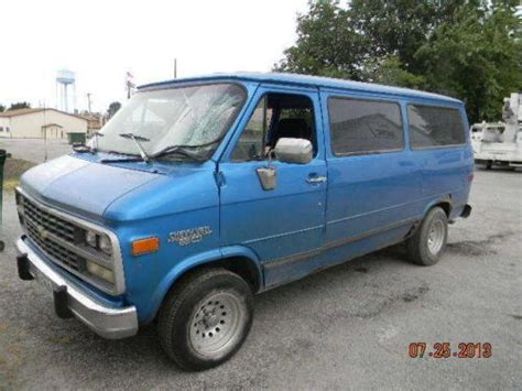 all car manuals free 1993 chevrolet sportvan g30 on board diagnostic system chevrolet g20 van for sale page 4 of 16 find or sell used cars trucks and suvs in usa