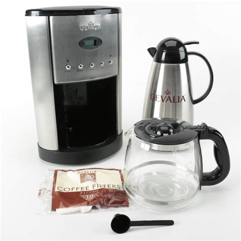 Browse our variety of coffee makers—make appliance shopping stress free. Gevalia Coffee Maker | EBTH