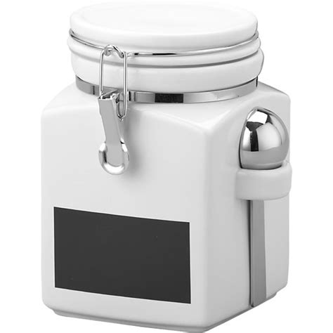 coffee canister with spoon coffee storage container recommendations 6854