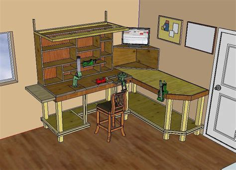 reloading bench ideas  plans reloaders blog