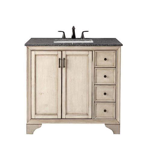 Home Depot Bath Vanities - home decorators collection hazelton 37 in w x 22 in d