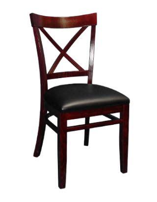 beechwood x back restaurant chair caf b2143