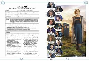 The Tardis Book Every Doctor Who Fan Should Own