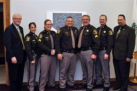 county sheriff s office coopersville sheriff s office celebrate their 20 year