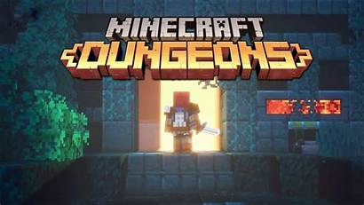 Minecraft Dungeons Wallpapers Themes