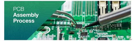 Industrial Process Printed Circuit Board Assembly