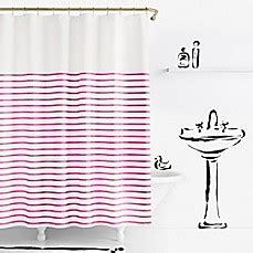 kate spade shower curtain kate spade new york harbour stripe shower curtain bed