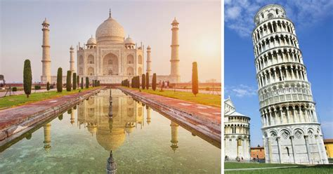 The Truth Behind 5 Of The World's Most Famous Buildings