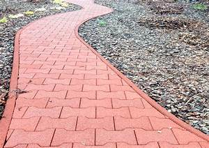 Rubber interlocking pavers - safety and comfort on ...