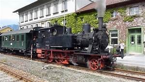 Dampflok Br 70 Localbahnverein Tegernsee