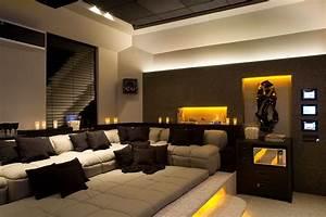 Www Lambert Home De : sala de tv moderna 60 modelos projetos e fotos para decorar ~ Frokenaadalensverden.com Haus und Dekorationen