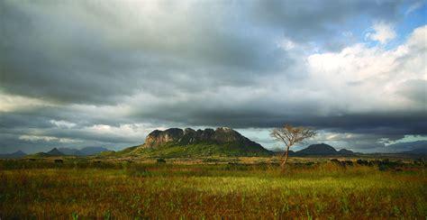 Fileilri, Stevie Mann  Farm Landscape In Central Malawi