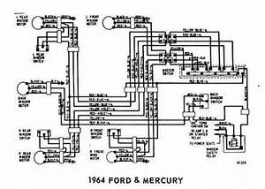 Windows Wiring Diagram For 1964 Ford Mercury