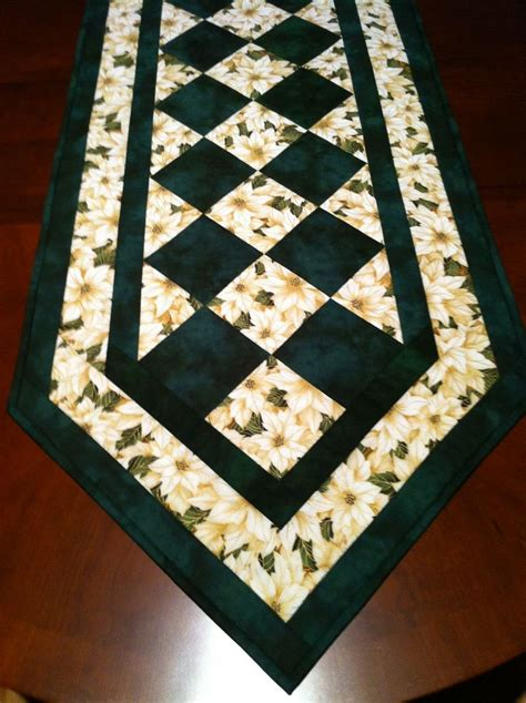 simple table runner patterns easy table runner patterns one for myself you can never