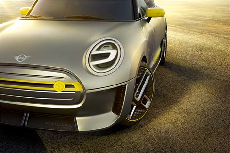 2019 Mini Electric by Mini Electric Concept At Frankfurt 2017 By Car Magazine