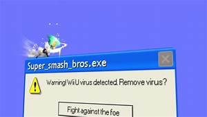 Windows XP Error Stage (Super Smash Bros. for Wii U > Maps ...