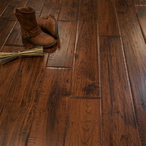 hickory laminate flooring discount 5 quot x 3 4 quot hickory character prefinished solid