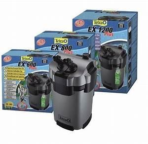Tetra Ex 600 Plus : tetratec ex600 ex800 ex1200 plus external filter aquarium fish tank media tetra ebay ~ A.2002-acura-tl-radio.info Haus und Dekorationen