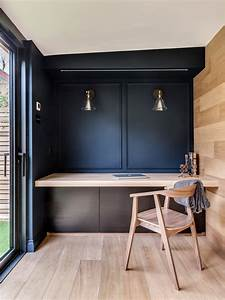 40, Wood, Accent, Walls, To, Make, Every, Space, Cozier