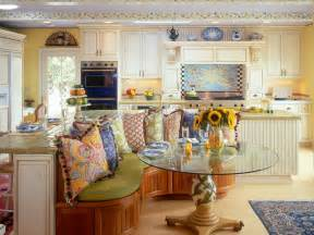 french country kitchen blue and yellow home decor interior exterior