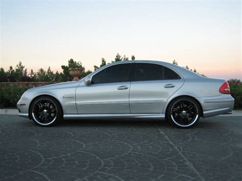 My '04 E55 On Brabus Monoblock Vi 20
