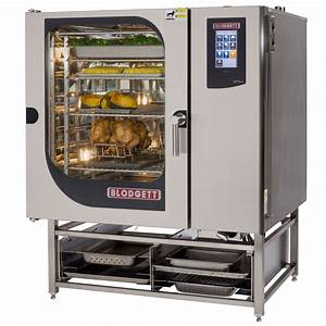 Tecno Eka Electric Combi Oven With Touch Screen Blodgett Blct 102g Gas Boilerless Combi Oven With