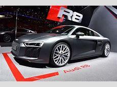 Novo Audi R8 V10 será vendido no Brasil em 2016 AUTO