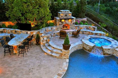 Best Backyard Pool by Inspiration Dreamy Patios And Backyards The Garden And