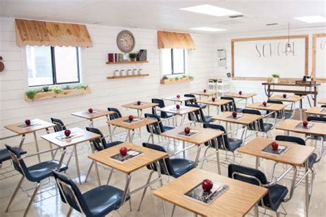 marketing classroom fixer style classroom makeover by magnolia market