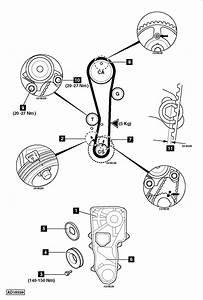2009 Hyundai Accent Timing Belt Diagram