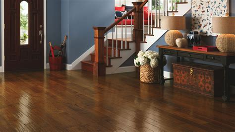 Hickory Laminate Flooring Home Depot by Hardwood Flooring From Armstrong Flooring