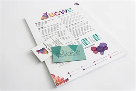 Creative Resume Packages by 31 Best Images About Resume Cv On Behance