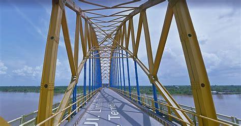 jembatan indragiri rumbai jaya riau magazine