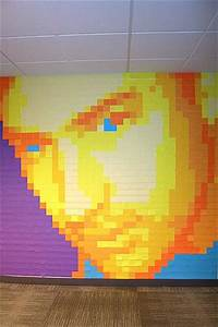 Post It Art : hacked by idbte4m id blog archive another post it prank and great post it art ~ Frokenaadalensverden.com Haus und Dekorationen