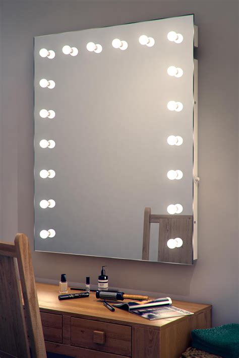illuminated dressing table mirrors mirror ideas