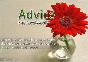 Quotes About Fr... Newlywed Advice Quotes